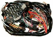 1980 Corvette C3 Dash Wiring Harness With Manual Transmission 697193