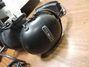 Flightcom Aviation Pilot Headset With Volume Control And Microphone