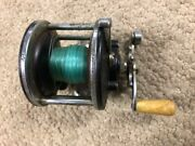 Penn 180 Vintage Conventional Fishing Reel Made In Usa - Wow Look At This One