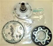 And03967 68 69 Sears Allstate Puch 250 Sgs Twingle Rear Wheel Hub Sprocket Plate Nuts