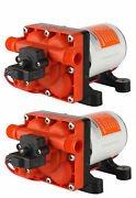 Seaflo 12v 6.0 Gpm Water Pump System Dual Variable Flow Pump System