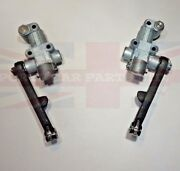 Pair Of New Front Shock Absorber Set For Mg Midget Made In Uk 100 New