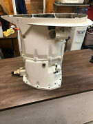2004 Johnson Df 200 Hp V6 4 Stroke Outboard Engine Exhaust Housing Freshwater Mn