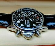Vintage Dubois 1785 Automatic Watch Rare Limited Ed. Original Box And Papers