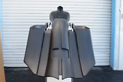 Touring Harley Davidson Stretched Saddlebags And Rear Fender Bags Bagger 2014-18