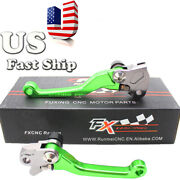 For Cr125r/250r Crf450r Cr80r/85r Yz80/85 Ttr 230 Dirt Pivot Brake Clutch Levers