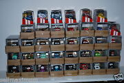New Disney Store Lot Of 37 Chase Cars Display Case 143 Scale Diecast Limited