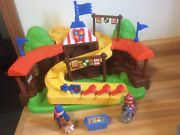 Fisher Price Little People Mike The Knight Klip Klop Arena