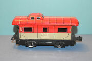 Vintage O Scale Marx New York Central Railroad Tin Litho Caboose 20102 Nyc