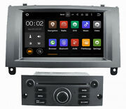 Ouchuangbo Car Radio Gps Navi For Peugeot 407 Android 8.1 With 4g Ram Quad Core