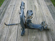 1960and039s Evinrude 40 Hp Outboard Ski Twin Tiller Assembly Unit