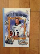 History Maker Bios Neil Armstrong By Shannon Zemlicka 2002, Paperback
