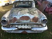 🔥 1955 55 Pontiac 4dr Sdn...parting Out-this Auction Is For 1 Lug Nut 1956 🔥