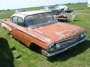 1960 Chevrolet Impala Biscayne Bel Air Parting Out-this Auction Is For 1 Lug Nut