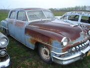 🔥 1952 Desoto Custom 4dr Sdn...parting Out-this Auction Is For 1 Lug Nut 🔥