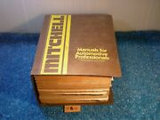 Mitchell Manuals Tune Up Service Repair Book Imported Cars Trucks Vol. 2 1978-83