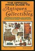 Grace Mcfarland / Official Price Guide To Antiques And Other Collectibles 1980