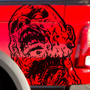 Tailgate Zombie Dead Walkers Side Rear Truck Vinyl Vehicle Car Graphic Decal Bed