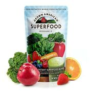 Grown American Superfood 31 Organic Whole Fruits And Vegetables In Every Scoop