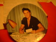 Elvis Presley Collector Plate - Looking At A Legend Series