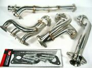 Obx Racing Sports Stainless Steel Manifold For Nissan 1989-1994 Maxima 3.0l