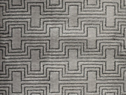 Lawrence Clifton Repeat Pattern Luxury Indoor Custom Cut Area Rug Carpet