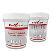 Preview 7 Panel Drug Test Cup For Amp Bzo Coc Mamp Opi Oxy Thc