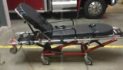 Ferno 93-p Proflexx H-frame Ambulance Cot Pre-owned