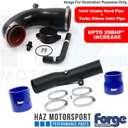 Forge Turbo Elbow Inlet + Intake Hard Pipe Kit Audi Rs3 8v 400ps Fl / Ttrs Mk3 B