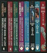 Fred Saberhagen / Book Of Lost Swords Eight Volumes Woundhealerand039s Signed 1st Ed