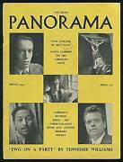 Tennessee Williams, Lionel Miskin / Panorama 6 Spring 1952