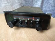 Rare Vintage Soviet Ussr Car Radio Autoradio A 373 Olympic Games In Moscow