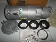 New In Box Appleton Arc20034ers 200-amp Reverse Service Connector 200a 600v 3w4p