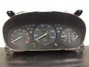 96-00 Civic Lx At Instrument Cluster Speedo Tacho Meter Gauges 103k Used Oem