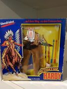 Action Star Hardy Max Zapf Indien Outfit 12 Inch Still Tape Sealed Ultra Rare
