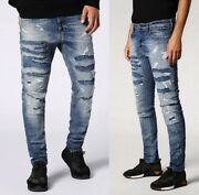 Diesel Mens Jeans Tepphar 0686p No1 Of 978 Collectible Limited Edition
