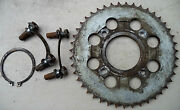 And03971 And03970 Cl100 Cl 100 Sprocket C Clip Bolts And Bolt Holders Vintage Honda - Good