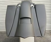 7andrdquo Inch Stretched Extended Saddlebags And Rear Fender For Harley Touring Flh
