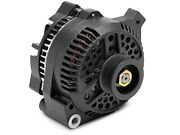 Ford Mustang 1 Wire One Wire High Output Alternator 90amp Flat Black Small Case