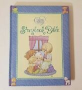 Precious Moments Story Book Bible,family Record History,favorite Bible Stories