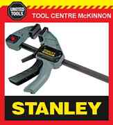 Stanley Fatmax Quick-grip Style 300mm One Handed Bar Clamp – 135kg Capacity