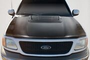Raptor Look Hood 1 Piece Fits Ford F-150 97-03 Carbon Creations