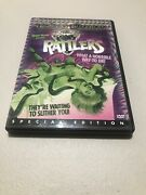 Rattlers And The Snake People Dvd 2002 Something Weird Video Harry Novak