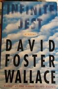 Infinite Jest By David Foster Wallace - First State - Hcdj 1996
