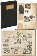 Betty Hulbert / Girl Scout Scrapbook And Photo Album Girl Scout Troop 2