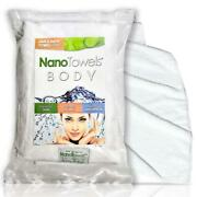 Nano Towels Hair Towel   Get No Frizz With Ease. Control And Tame Curly  ...