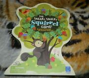 The Sneaky Snacky Squirrel Game- Complete