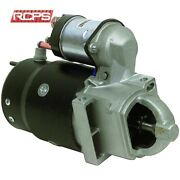 New Starter For 5.7l Mercruiser Omc Volvo Penta Others 50-12177a2 50-77328a1