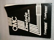 Omc Electric Troller Manual Guide Booklet