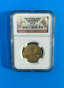 First Spouse Series Anna Harrison 2009 W G10 Ms 70 Ngc 3446515-005 C-1513